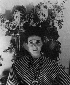 Leonora Carrington en México, hacia 1944