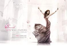 #free_wallpapers by #AlekseyMarina . #beautiful_women  #romance #Amadeus #conductor #дирижёр #красивая_девушка #обои_на_рабочий_стол