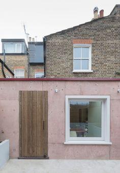 The Pink House by Simon Astridge