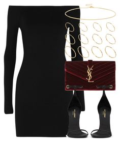 Style #8228 by vany-alvarado on Polyvore featuring polyvore fashion style The Row Yves Saint Laurent ASOS clothing