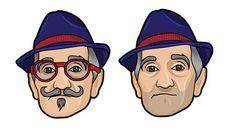 illustrator-CS6-tutorials-12Nov-29 Photoshop Illustrator, Disney Characters, Fictional Characters, Tutorials, Logos, Illustration, Tips, Logo, Illustrations