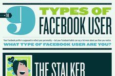Infográfico mostra os 9 tipos de usuários do Facebook – qual deles é você? http://www.bluebus.com.br/infografico-mostra-os-9-tipos-de-usuarios-do-facebook-qual-deles-e-voce/