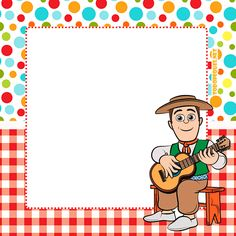 Super Kit Imprimible de LA GRANJA de ZENON Descarga gratis | Todo Peques Baby Birthday, Birthday Party Themes, Gaston, Frame, Gabriel, Ideas, Party, Alphabet, School