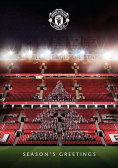 Manchester United Xmas Greeting