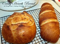 Cooking With Mary and Friends: Hearth Bread