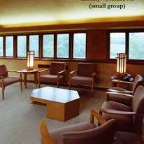 Wingspread Cypress room (small groups)