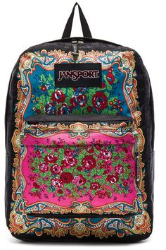 Because we all know new backpacks are the best part of back to school.