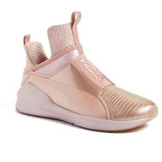 Women's Puma 'Fierce Metallic' High Top Sneaker
