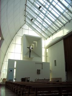 Galería - Iglesia de 2000 / Richard Meier & Partners Architects, LLP - 9