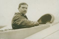 Vintage Meurisse photograph.  Leon Lemartin held french pilot license No 249 - Size (inches): about 5x7 - Date: ca 1911 - Location: France - Condition: Silver print, Good to very good condition, light creases. - Sellers reference: Z00153