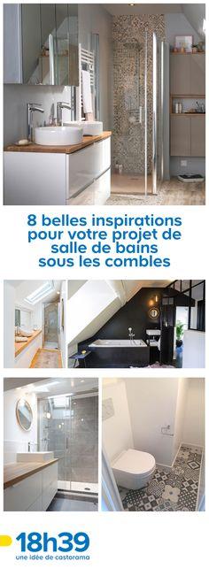 Les 74 Meilleures Images Du Tableau Salle De Bains Sur Pinterest En