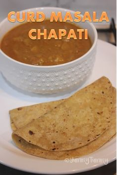 This is a simple and soft chapati made using yogurt, The chapati is so soft and slighly tart which is perfect. This yogurt chapati is delicious. Fried Fish Recipes, Spicy Recipes, Cooking Recipes, Chapati Recipes, Indian Cookbook, Healthy Indian Recipes, Ayurvedic Recipes, Main Course Dishes, India Food