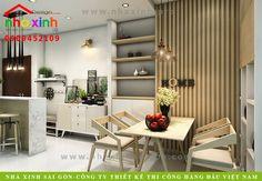 Mẫu thiết kế nội thất đẹp và sang trọng: Nội thất chung cư hiện nay đều hướng đến tiêu chí: thân thiện, tiện nghi và phong cách.