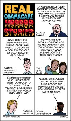 real obamacare horror stories