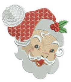 Classic Santa My Youth, Retro Look, Jesus Christ, 4x4, Machine Embroidery, Minnie Mouse, Disney Characters, Fictional Characters, Santa