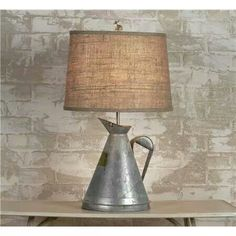 Like this lamp.