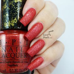 Lucy's Stash: OPI Couture de Minnie Collection - Review and swatches