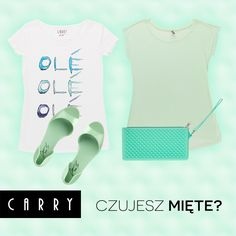 #carry#woman#green#outfit