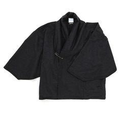 // haori cashmere wool coat
