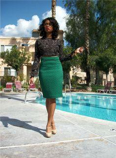 Poolside Glam by Javicia Leslie