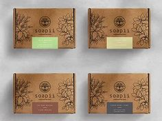Soap Packaging Ideas - YourBoxSolution.com