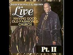 """1950 """"Come Over Here The Table Is Spread"""" by Bishop Ronald Brown"""