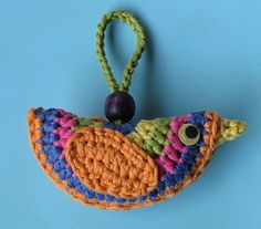 Lady Crochet: abril 2011