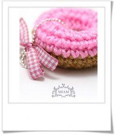 macaron crochet