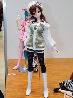 Smart Doll Ivory by HapiBeat