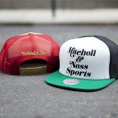 Trucker Caps x Mitchell&Ness #mitchellness #ness #authenticbrand #cap #caps #truckercap #streetwear #dope #streetstyle #menstreetstyle #menstyle #urbanwear #sportswear #style #instawear #streetstyles #urbanwearclothing #mnheadwear #mneurope...