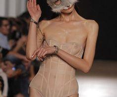 Model masked