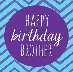 Happy birthday brother on Etsy, £2.00