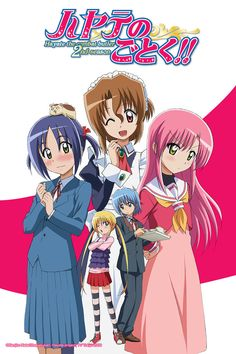 Crunchyroll - Hayate the Combat Butler! (Season 1 & 2) Full episodes streaming online for free