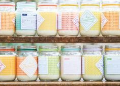 Veggie-scented Produce Candles from the folks behind Rewined will be ready to pick this month