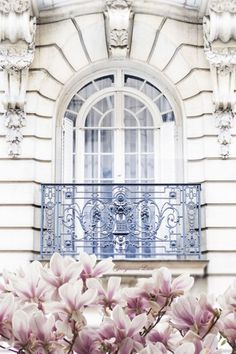 This stunning architecture, the colours and balconies of Paris are the perfect colour palette when decorating a home based on French Interiors, Parisien chic. Photo credit: Georgianna Lane