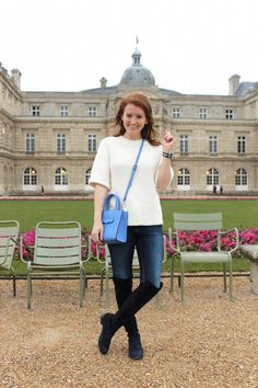 OUTFIT: JARDIN DU LUXEMBOURG - Design Darling