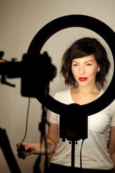 My Beauty Photography and Lighting Setup - Keiko Lynn