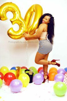 30 birthday photo shoot