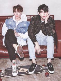 jackson and jinyoung || 갓세븐