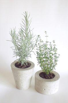 maceta / planter - cemento / concrete  https://www.facebook.com/terrrrraza