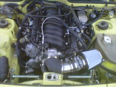 Porsche 944 Turbo with LS1 swap