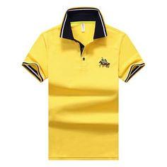 Men's Summer Collection Polo Shirt