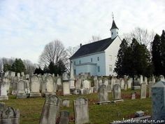 Old Tennent Church & Cemetary, Manalapan, New Jersey
