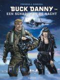 Een schaduw in de nacht (actie, avonturen, luchtvaart, piloten) stripboek
