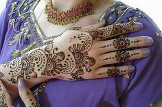 Easy & Simple Mehndi Designs For Hands