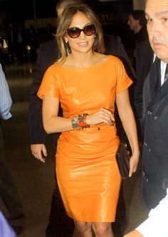 Jennifer Lopez departs Sao Paulo, Brazil on March 26, 2012.