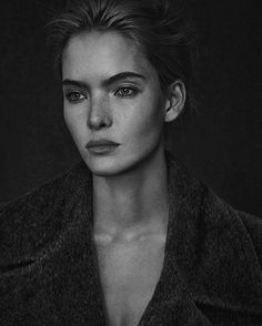Our muse @anastasiakolganova_official ❤️ Make-up: @marishten #TurnYourSkinOn @nextmodels