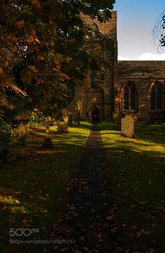 St Mary's Blanchland by rollingpin
