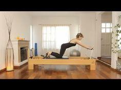 Como emagrecer com Pilates : Exercícios de Pilates 4 - YouTube