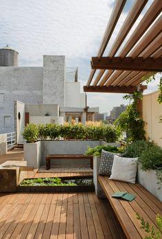Creating An Escape At Home: Decks